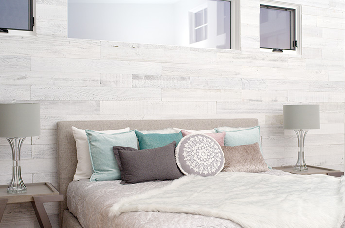 Reclaimed Wood Paneling For Walls | Self Adhesive